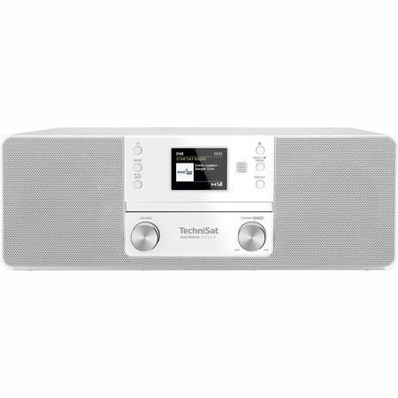 Internetové rádio s DAB+ TechniSat DIGITRADIO 370 CD IR, bílé