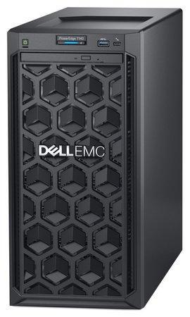 DELL PowerEdge T140/ Xeon E-2244G/ 16GB/ 2x 2TB 7.2k NLSAS/ H330/ DVDRW/ 2x GLAN/ iDRAC 9 Basic/ 3Y Basic on-site, 6T4D7