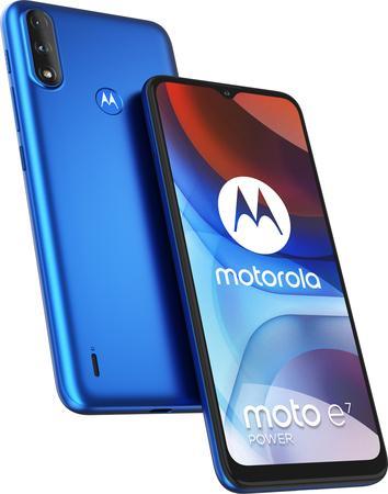 Motorola Moto E7 Power 4GB/64GB modrý