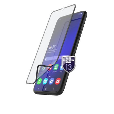 Hama Hiflex, ochrana displeje pro Samsung Galaxy S20, nerozbitná, bezpečnostní třída 13