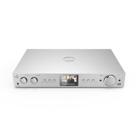 Hama digitální a internetové rádio DIT2105SBTX, Hi-Fi tuner, DAB+/FM/BT RX-TX, App ovládání, stříbrn