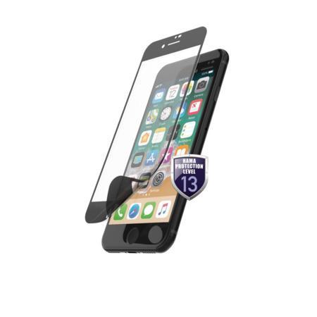 Hama Hiflex, ochrana displeje pro Apple iPhone 6/6s/7/8/SE, nerozbitná, bezpečnostní třída 13