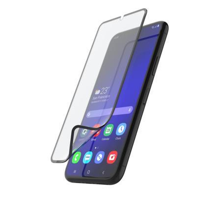 Hama Hiflex, ochrana displeje pro Samsung Galaxy S21 Ultra (5G), nerozbitná, bezpečnostní třída 13