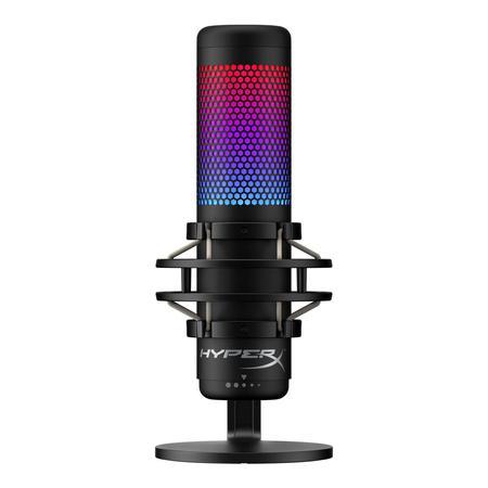 HyperX QuadCast S samostatný mikrofon, HMIQ1S-XX-RG/G