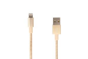 Verbatim Lightning kabel 1m,SYNC & CHARGE,gold, 48861