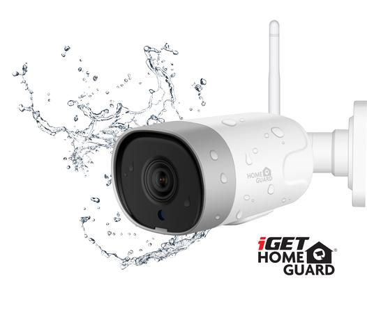 iGET HOMEGUARD HGWOB852 - bezdrátová venkovní IP FullHD kamera, HGWOB852