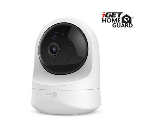 iGET HOMEGUARD HGWIP819 - bezdrátová rotační IP Full HD kamera, HGWIP819