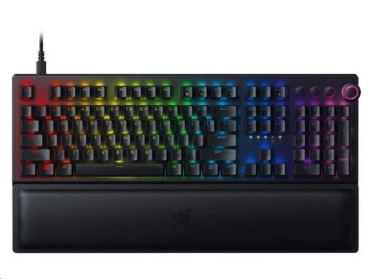 RAZER klávesnice BlackWidow V3 Pro (Yellow Switch) - US layout
