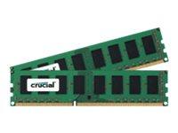 Crucial DDR3L 4GB (2x2GB) DIMM 1600Mhz CL11, CT2K25664BD160B