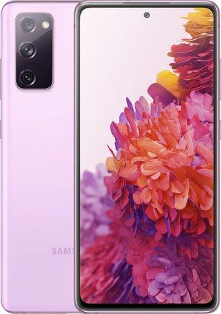 Mobilní telefon Samsung Galaxy S20 FE 5G 128 GB - růžový/fialový