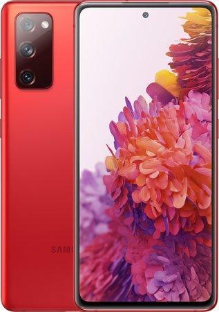 Mobilní telefon Samsung Galaxy S20 FE 5G 128 GB - červený