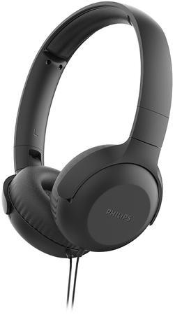 Sluchátka Philips TAUH201BK - černá