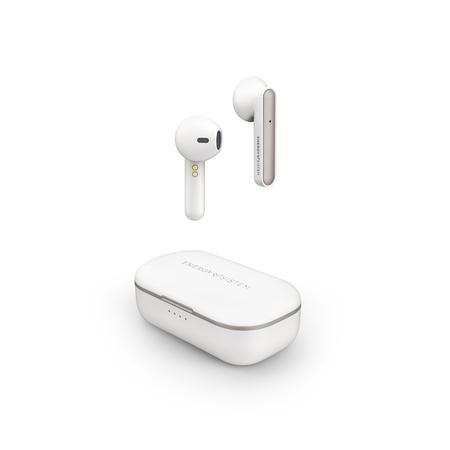 ENERGY Earphones Style 3 True Wireless Pearl, bezdrátové Bluetooth pecky pro absolutní svobodu při p