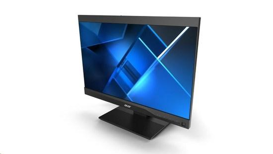 "ACER AIO Veriton Z4870G - 23.8"" Full HD IPS,i5-10400@2,90 GHz,8GB,256SSD,AMD Radeon R5 330 2 GB,W10P, DQ.VTQEC.00C"
