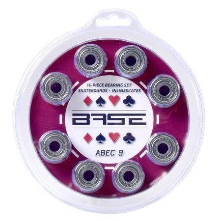 Ložiska Base Bearings Abec 9, 16ks, HS120