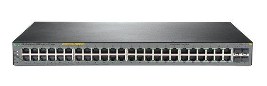 HPE OfficeConnect 1920S 4SFP 48G (24G+24GPPoE+) 370W Switch RENEW, JL386AR