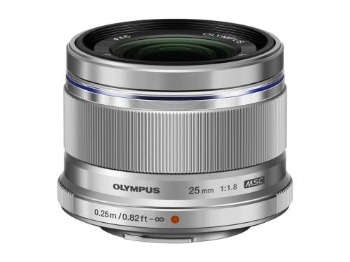 Objektiv Olympus ES-M2518 silver