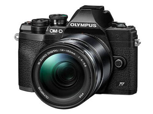 Digitální fotoaparát Olympus E-M10 Mark IV 14-150mm kit black/black