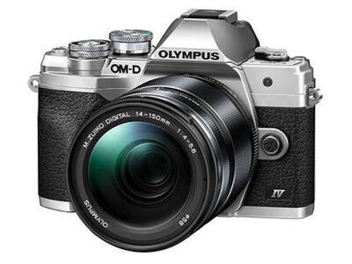 Digitální fotoaparát Olympus E-M10 Mark IV 14-150mm kit silver/black