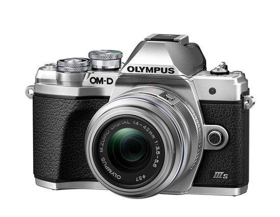 Digitální fotoaparát Olympus E-M10 III S 1442IIR Kit slv/slv