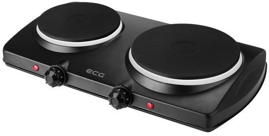ECG EV 2512 Black