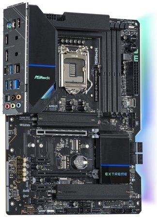 ASROCK Z590 EXTREME (intel 1200, 4xDDR4 4800MHz, 6xSATA3, 2x M.2, HDMI+DPort, 1xGLAN, ATX), Z590 EXTREME