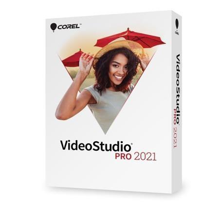 VideoStudio 2021 Pro ML EU EN/FR/IT/DE/NL - BOX, VS2021PMLMBEU