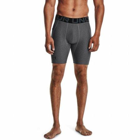 Levně Under Armour UA HG Armour Shorts, L, Carbon, Heather