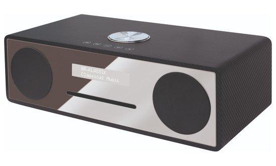 Soundmaster High line DAB950CA/ DAB+/FM-PLL/ BT/ 2x 15W/ USB/ FM/ CD/ DO