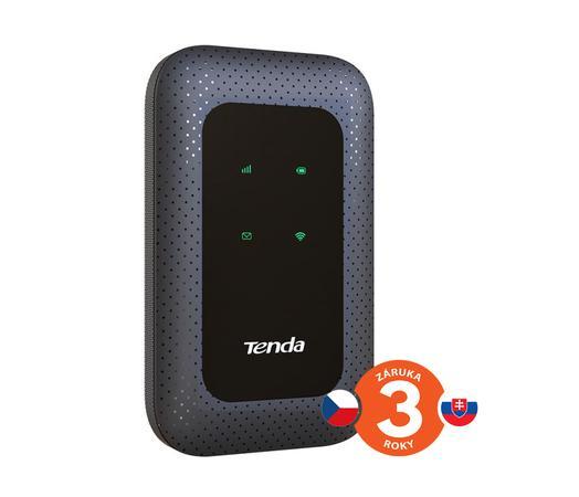 Tenda 4G180 - 3G/4G LTE Mobile Wi-Fi Hotspot Router 802.11b/g/n, microSD, 2100 mAh batt, 4G180