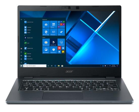 """ACER NTB TravelMate P4 (TMP414RN-51-38QY) - i3-1115G4,14"""" FHD IPS touch,8GB,256GBSSD,UHD Graphics,Ac"""