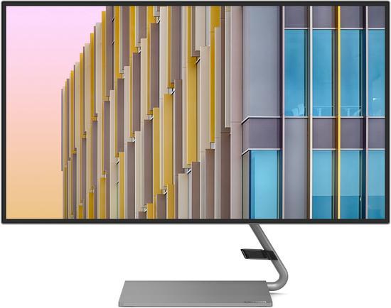 """Lenovo CONS LCD Q27h-10 27"""" IPS/WLED/16:9/2560x1440/antiglare/1000:1/350nitů/HDMI+DP+USB-C/178°-178°/VESA/USB HUB/Repro"""