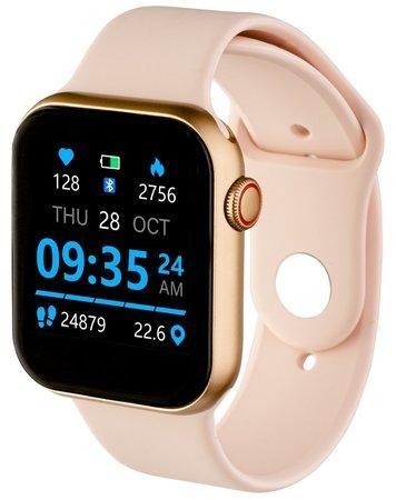 CEL-TEC GrandWatch E1/ Chytré hodinky/ Růžové