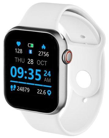 CEL-TEC GrandWatch E1/ Chytré hodinky/ Bílé