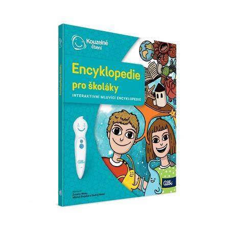 Kniha Albi Kouzelné čtení Encyklopedie pro školáky