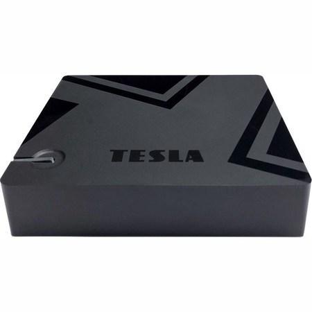 TESLA MediaBox XT550 - hybridní multimediální přehrávač s DVB-T2/S2