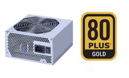 FSP/Fortron FSP350-50EGN 80PLUS GOLD, bulk, 350W, 9PA350DJ01