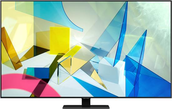 SAMSUNG QE55Q80TC QLED ULTRA HD LCD TV