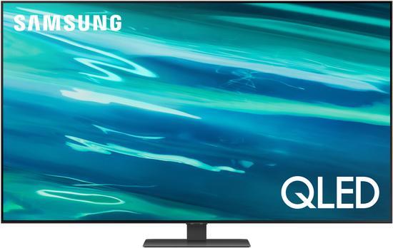 SAMSUNG QE75Q80A QLED ULTRA HD LCD TV
