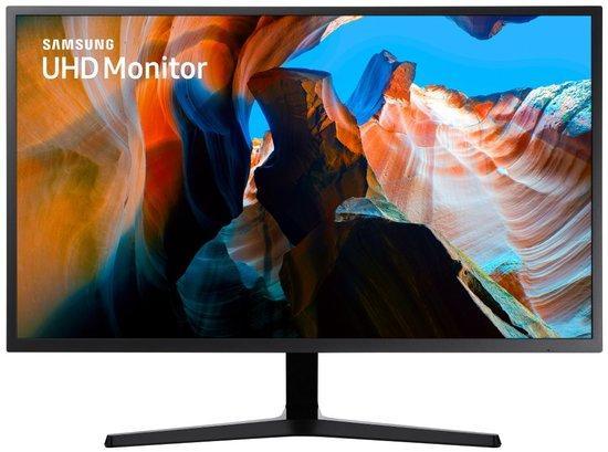 """Samsung U32J59 32""""/ 3840x2160/ VA/ 4ms/ 270 cd/ m2/ 2x HDMI/ DP/ Černý, LU32J590UQRXEN"""