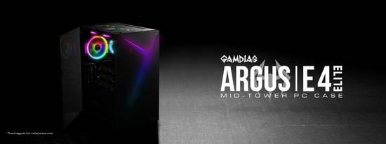 Gamdias PC skříň ARGUS E4 ELITE