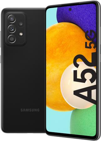 Samsung Galaxy A52 8GB/256GB černý