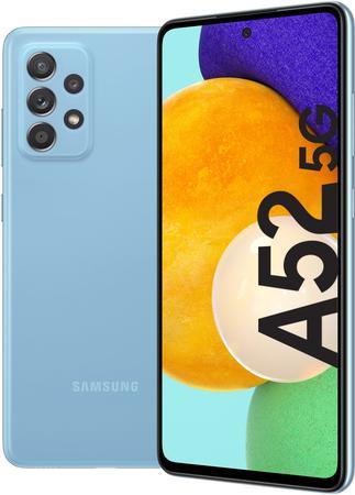 Samsung Galaxy A52 8GB/256GB modrý