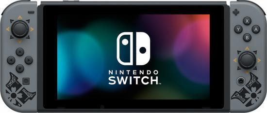 NINTENDO Switch MONSTER HUNTER RISE Edit