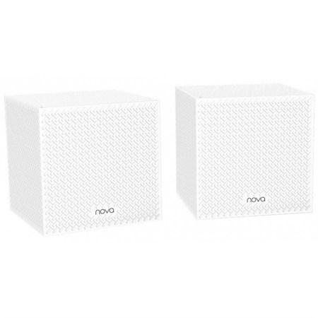 Tenda MW12 (2-pack) Nova Wireless Mesh Gigabit Router 802.11ac/a/b/g/n,2100 Mb/s