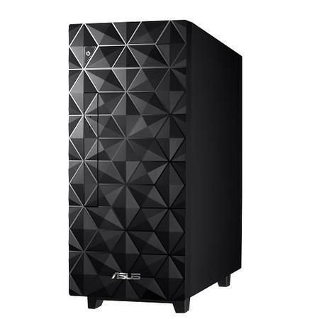 ASUS ExpertCenter U500MA/TWR/R5-4600G (6C/12T)/8GB/512GB SSD/WIFI+BT/KL+MYŠ/W10H/Black/3Y Pickup&Return , U500MA -R4600G063T