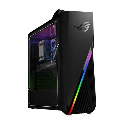 ASUS ROG Strix GA15/TWR/i5-10400F/16GB/1TB 7200ot./GTX 1660 Super/500W/Win10/Černý/3 roky Pick-Up & Return, G15CK-CZ009T