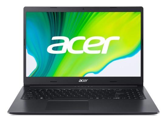 "Aspire 3 (A315-57G-53X9) Core i5-1035G1/4GB+4GB/256GB SSD/15.6"" FHD LED LCD/GF MX330 /W10 Home Black, NX.HZREC.004"
