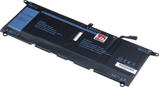 Baterie T6 power Dell XPS 13 9370, 6840mAh, 52Wh, 4cell, Li-pol, NBDE0188