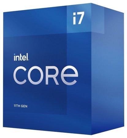 CPU Intel Core i7-11700 BOX (2.5GHz, LGA1200, VGA), BX8070811700